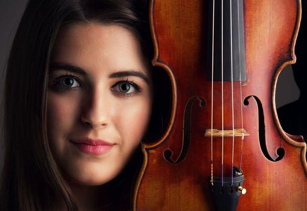 Zeynep Alpan Plays Mozart Concerto in Aspen