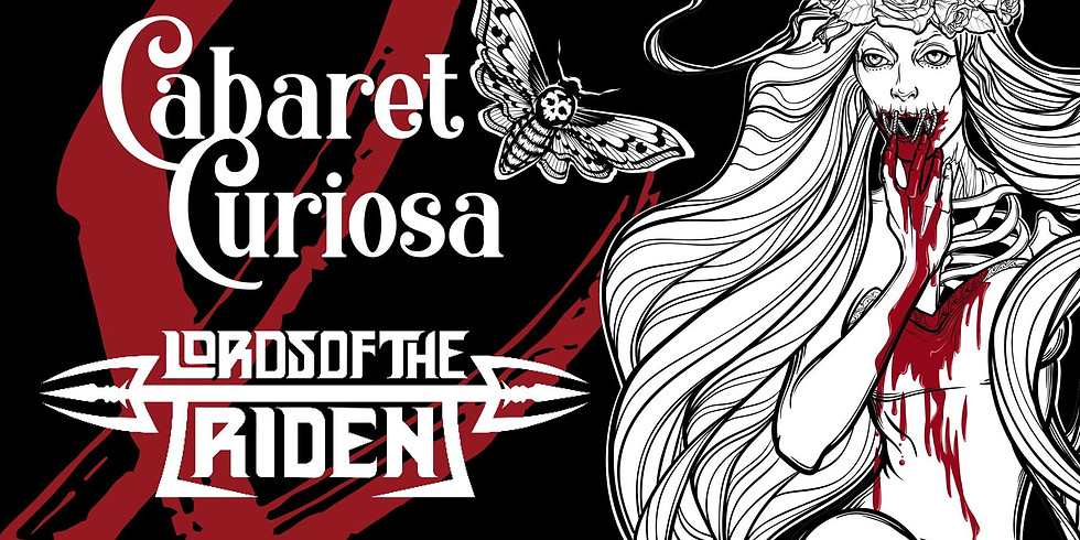 Cabaret Curiosa presents Lords of the Trident