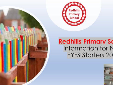 EYFS Induction Video