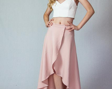 5 Great Ways to Wear your Wrap Skirt