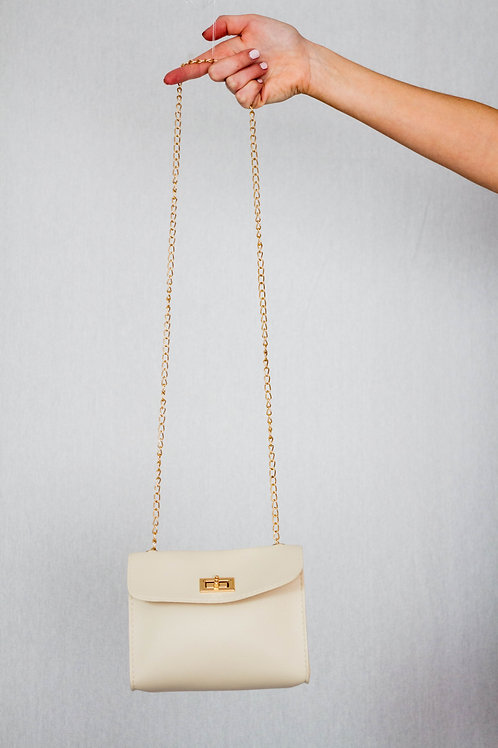 Compact Cream Bag