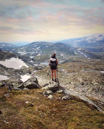 Hardangervidda hike