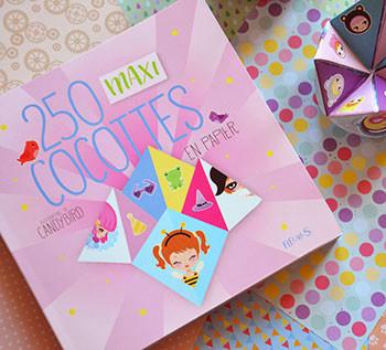 FLEURUS EDITIONS - Illustrations d'un livre de cocottes prêtes à l'emploi.