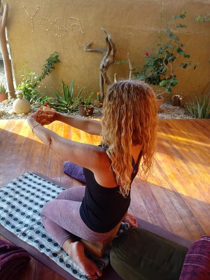 Couples Yoga Class