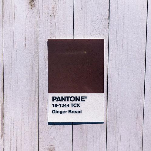 PANTONE BROWN