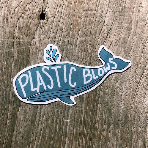 PLASTIC BLOWS