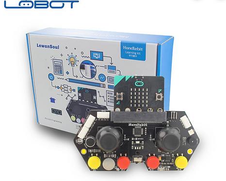 HandleBit 可編程遙控手柄 - HiWonder Robot