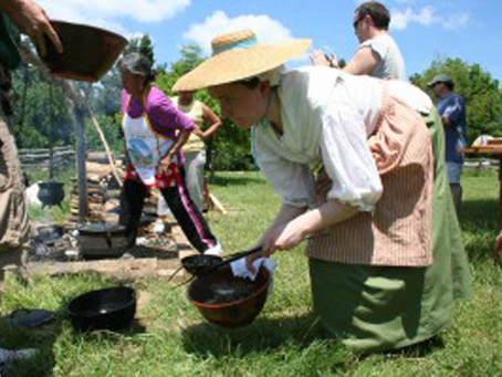 Colonial Foodways 2011: Looking Back