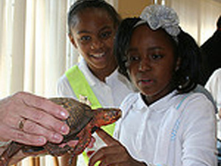 Expanded Ecosystem Tour Introduces 4th Graders to the Natural Landscape of Piscataway Park