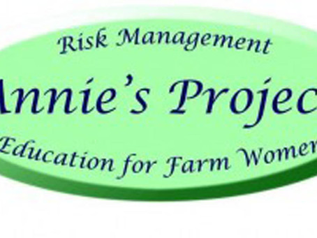 Women's History: Annie's Project