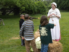 Children's Day Event Teaches Southern Maryland History and Culture Through an Interactive Outd