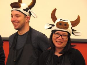 Cow Hats