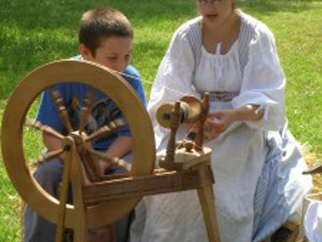 The Accokeek Foundation Holds Its Annual Children's Day Event