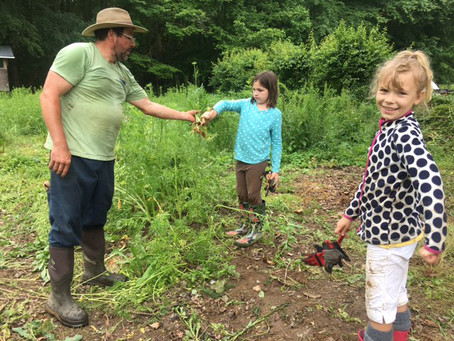 Nurturing Young Minds Through Service Learning