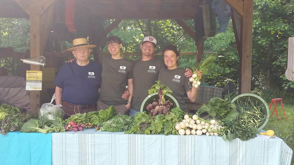 eco farm market opening day LARGE