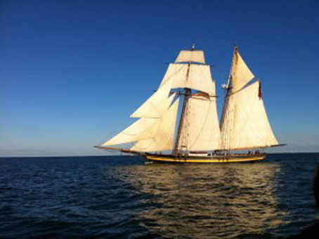 Heritage Tourism Alliance Presents the Pride of Baltimore II on its First Voyage to Prince George's
