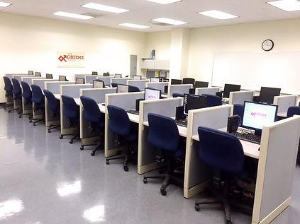 Erie Avenue Facility Upgrades Computer Lab