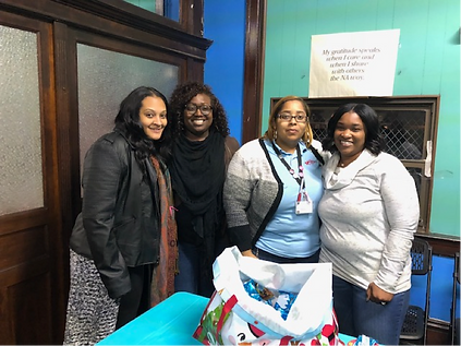Erie Ave Employees Committed to Community Service