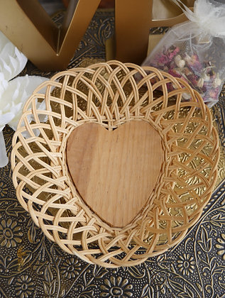 Mexican Palm Heart Gift Tray