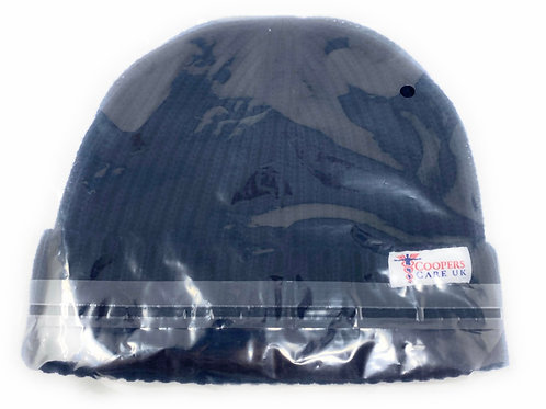 Navy Winter Hat by Coopers Care UK