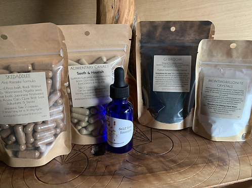 Paradise Parasite Cleanse Kit