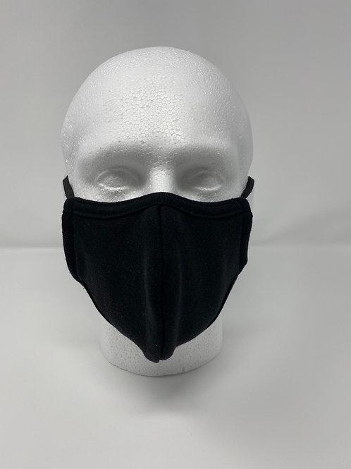 Triple Layered Face Mask 100% Cotton (Reusable/Washable)