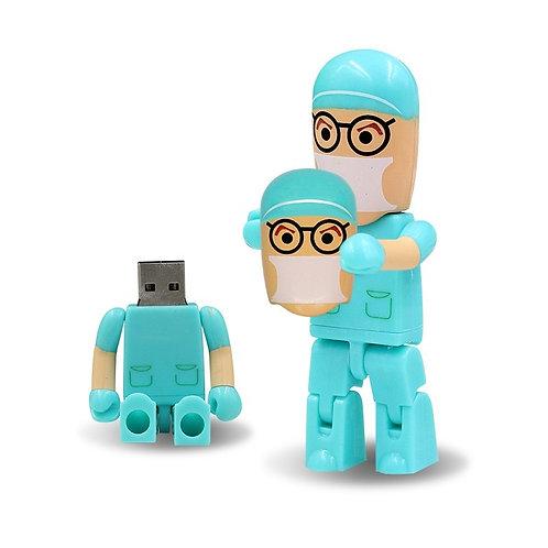 Doctor/Nurse USB 4GB (Green)