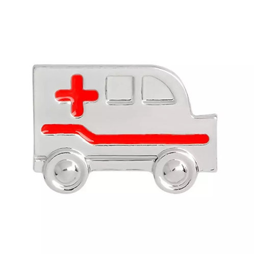Ambulance Paramedic Pin