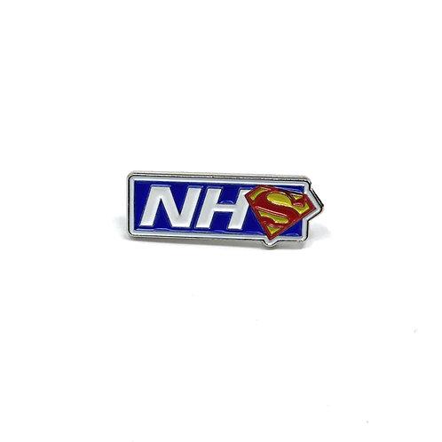 NHS Hero Pin