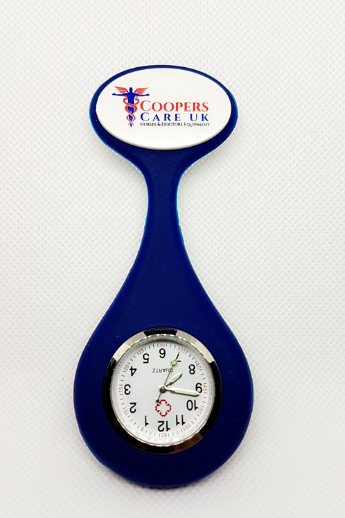 Official Coopers Care UK Fob Watch - Blue