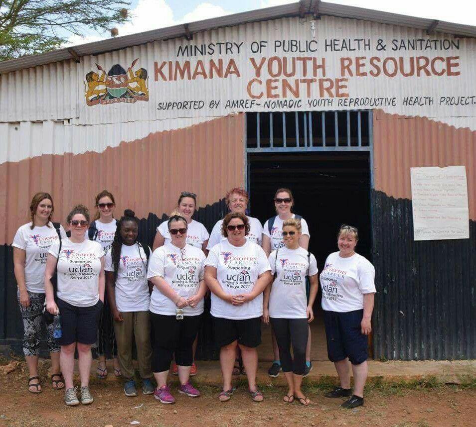 Kenya fundraiser