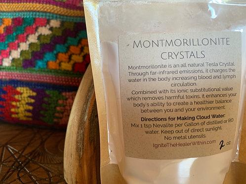 Montmorillonite Crystals