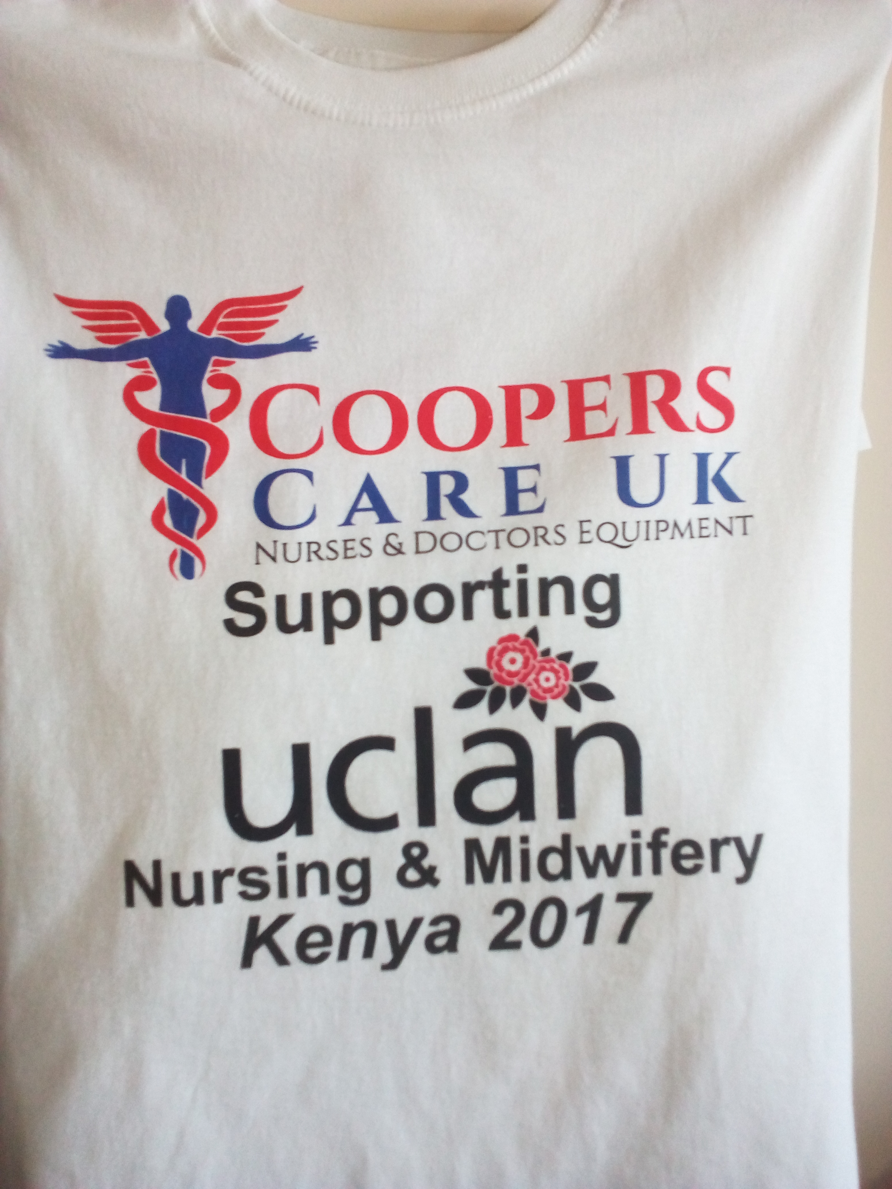Kenya Fundraiser Supported by CCUK