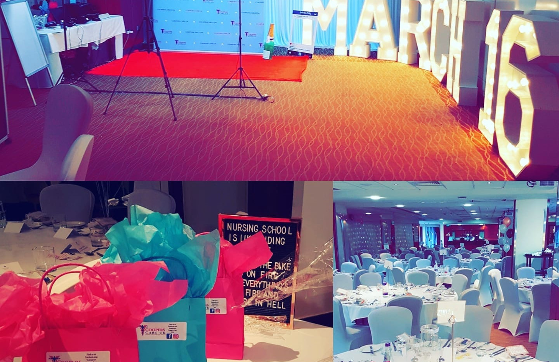 Graduation Event Manchester