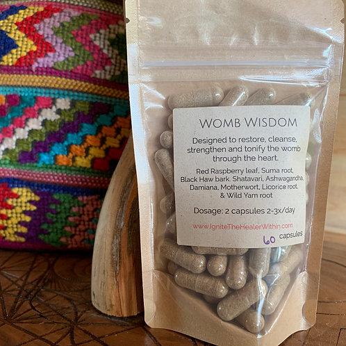 Womb Wisdom capsules