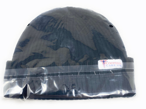 Black Winter Hat by Coopers Care UK