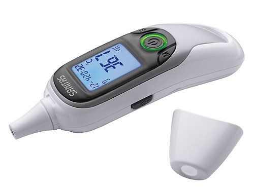 BF Sanitas Multi-Functional Thermometer Ear/forehead