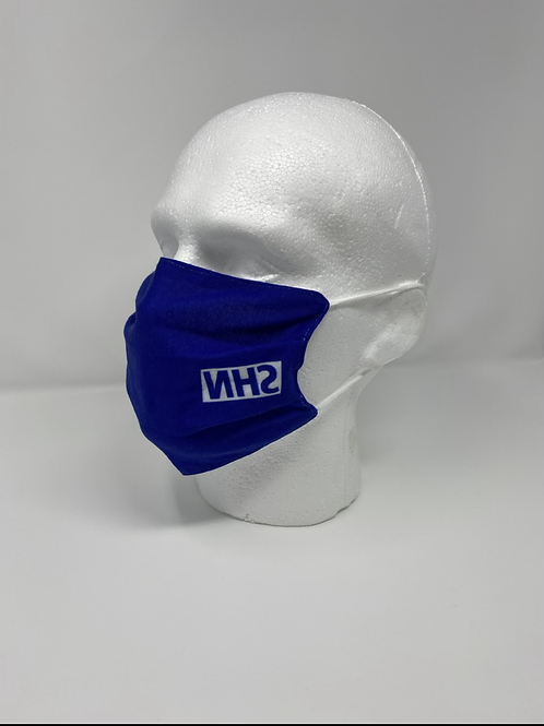 100% Cotton Double Layer Face Mask (Reusable/Washable) PRINTING ERROR