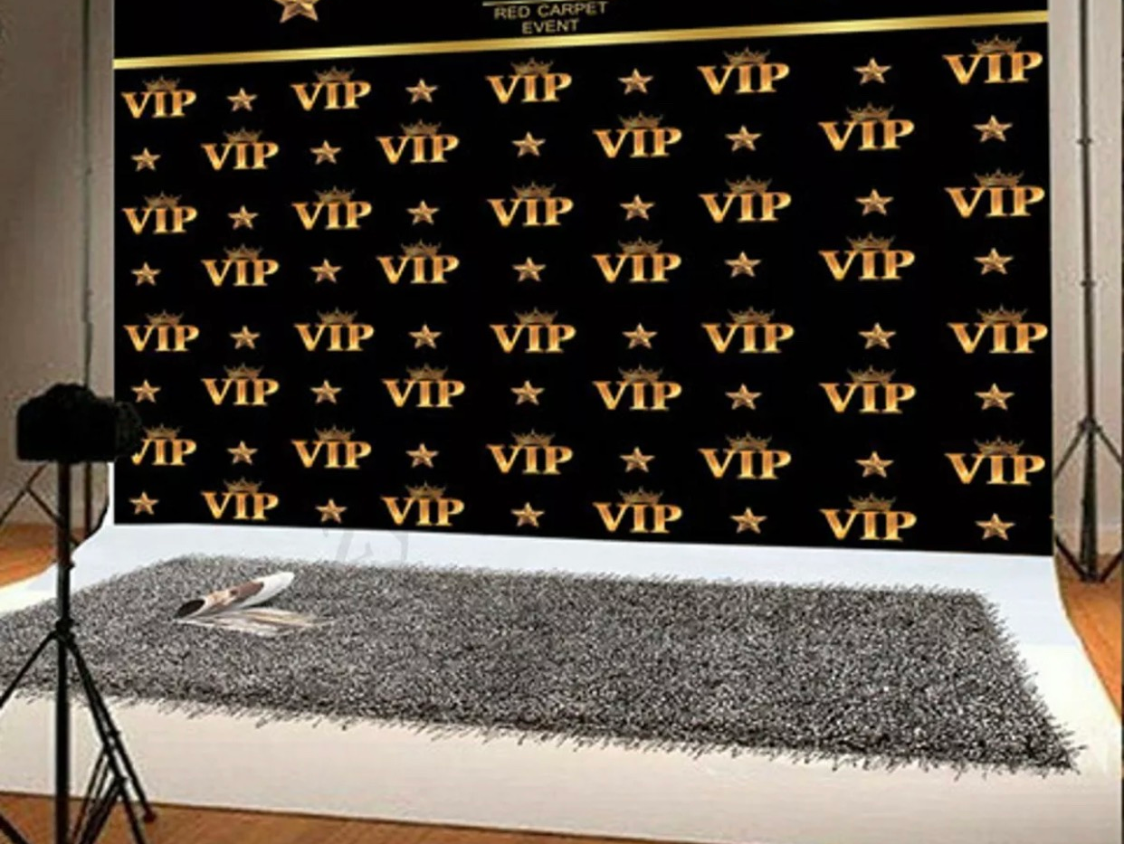 VIP Backdrop