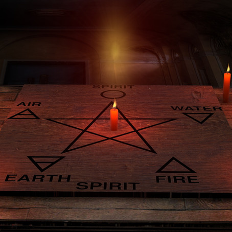 Altars: How to Create Your Own Center of Magic