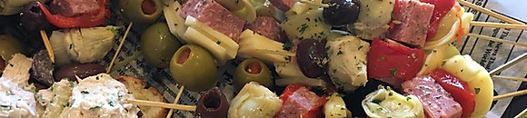 ANTIPASTO TRAY (serves 20-25 people)