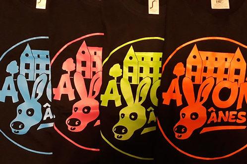 tee-shirt de l'association