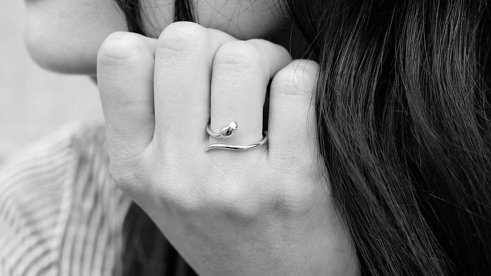 The AdriRose 925 Sterling Silver Ring