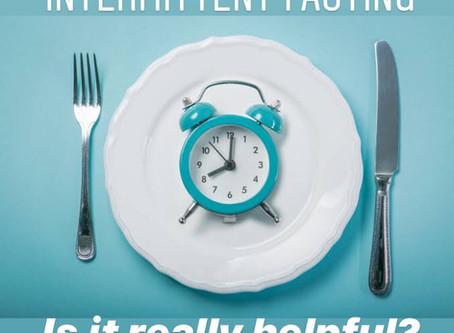 What Everybody Ought To Know About Intermittent Fasting Diet?