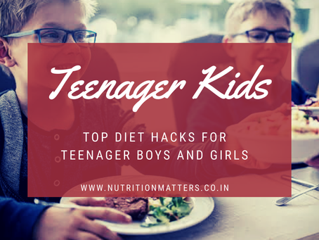 Here is the Best Diet Tips for Indian Teenager Boys & Girls