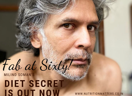 The Secret Diet behind Milind Soman Health that makes him so fit even at 60!