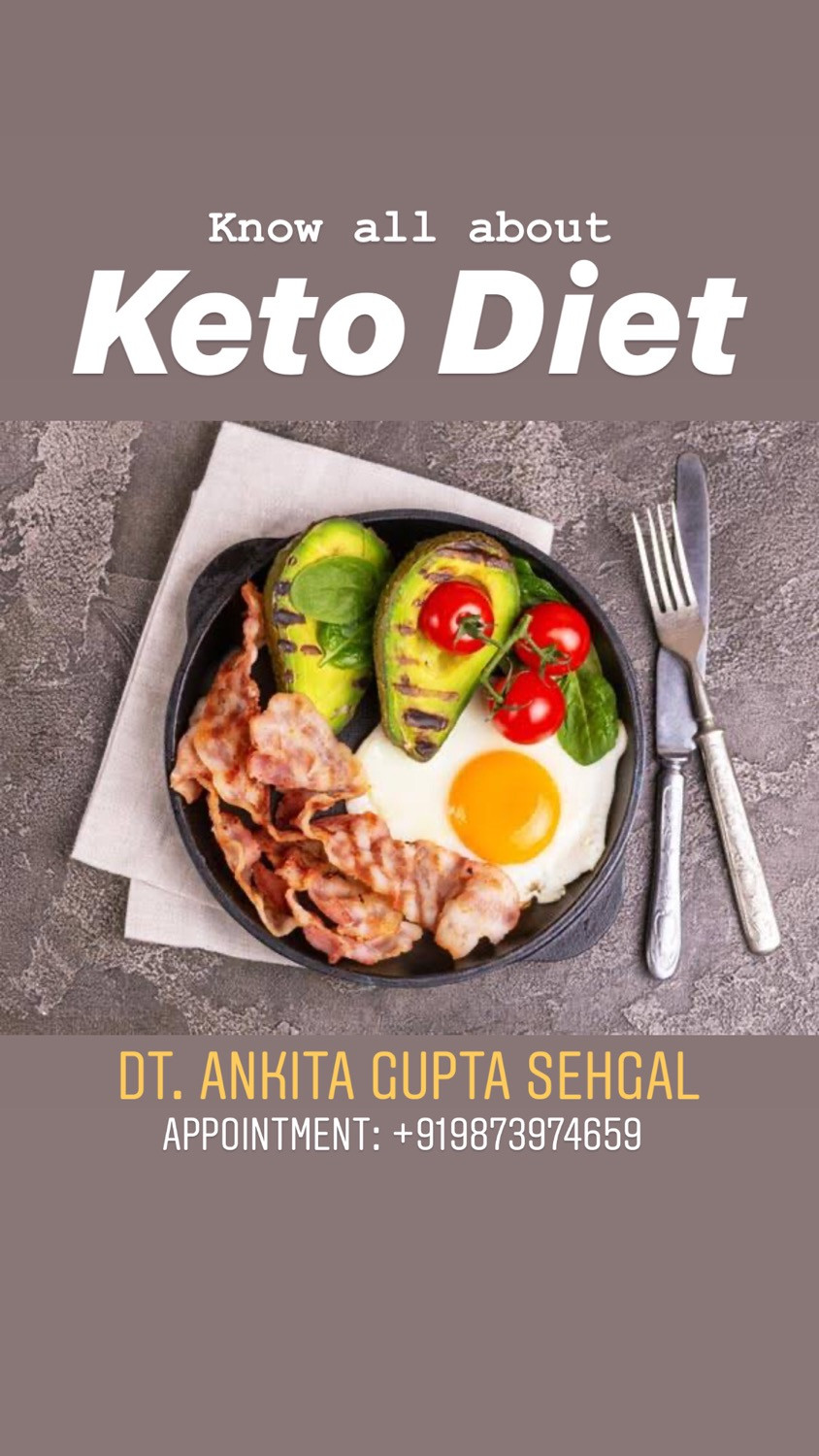 One of the most trending topic on the internet is Keto Diet for Weight Loss. But is it healthy? Is there Any Side Effect? Let's Find Out!