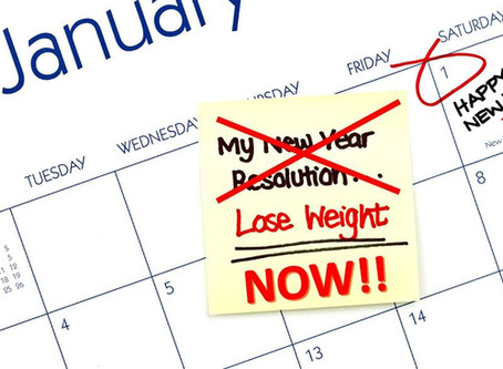 4 Easy Ways to Reduce Weight in The New Year