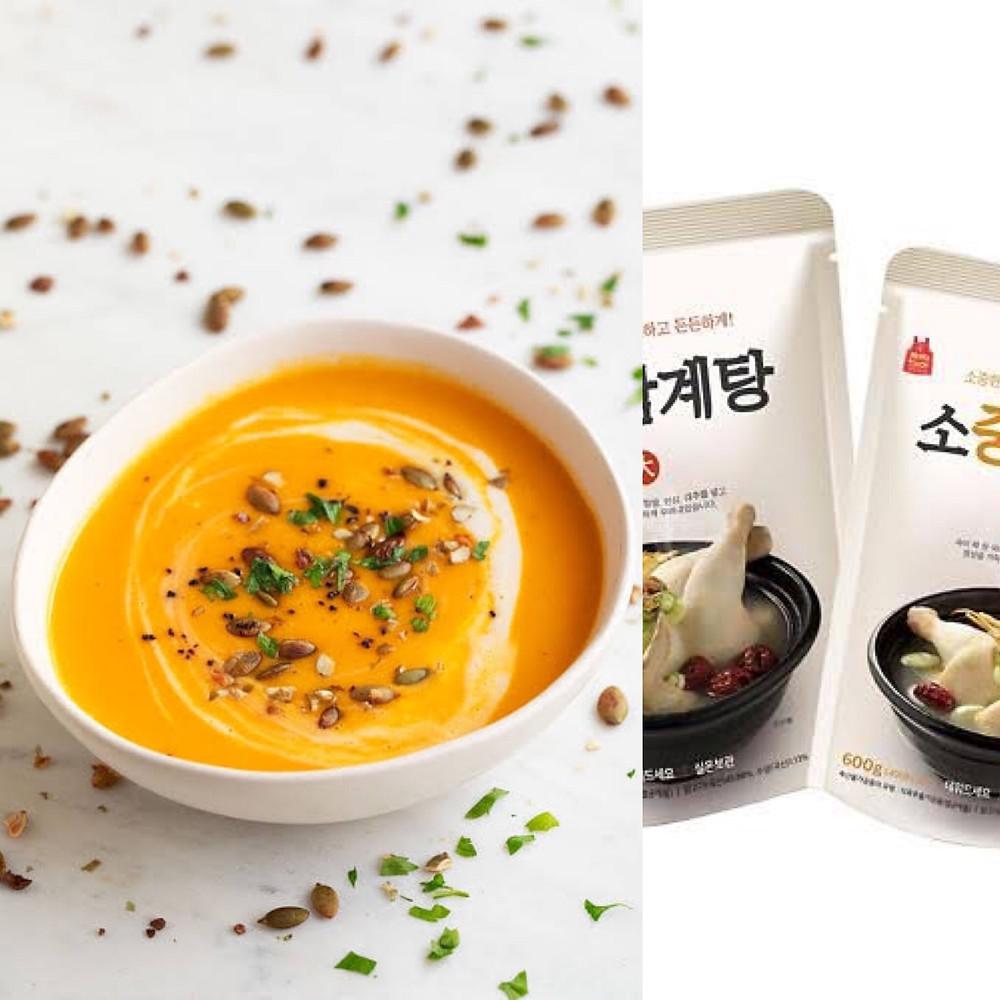 Pumpkin Soup vs Packaged Soup Health Benefits