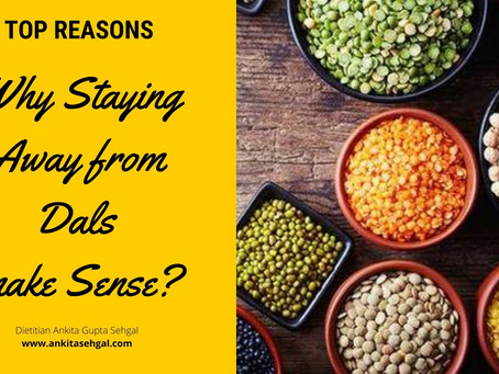The Pulse on Pulses: Why Some Dieticians Keep You Off From Dals in your Diet Plan?